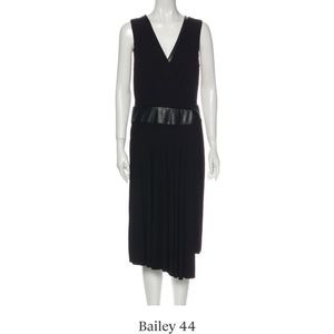 BAILEY 44 V-Neck MIRA Midi Length Dress